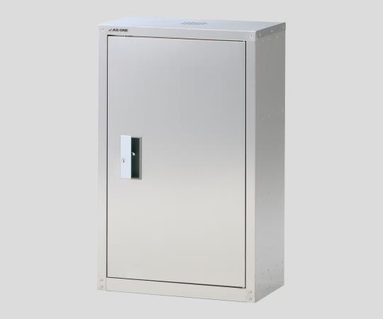 3-1487-01 スリム薬品保管庫 SC-50FD アズワン(AS ONE)