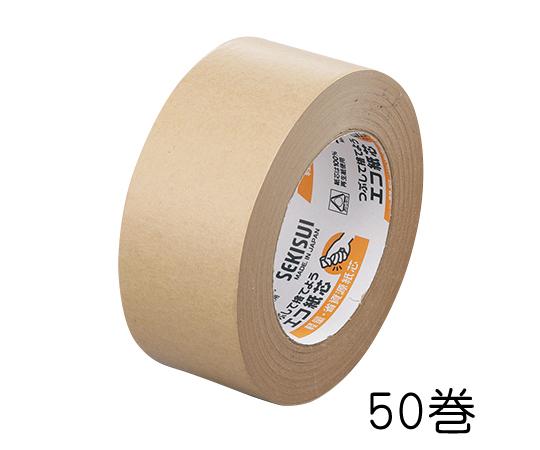 セキスイ クラフトテープ 50mm×50m×0.14mm No.500(50巻) セキスイ