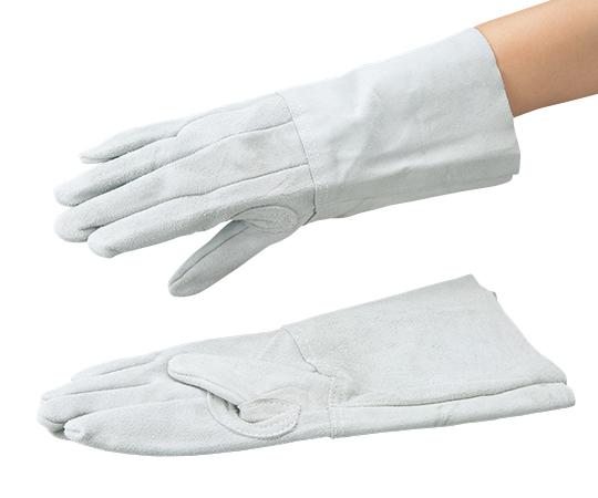 3-1804-11 アズツール溶接用牛床革手袋 (内縫い) AT-WLG02 アズワン(AS ONE)