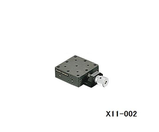 ステージ X軸 40×40mm X11-002