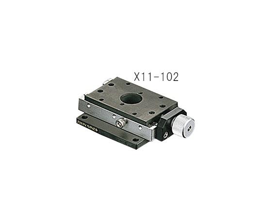 ステージ X軸 40×60mm X11-102