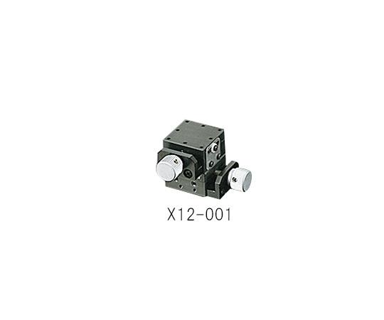 ステージ XY軸 25×25mm X12-001