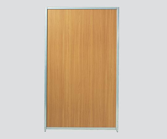 パーティション(本体・マグネット連結式)600×20×1525mm ナチュラル SMP-1506MP・NA
