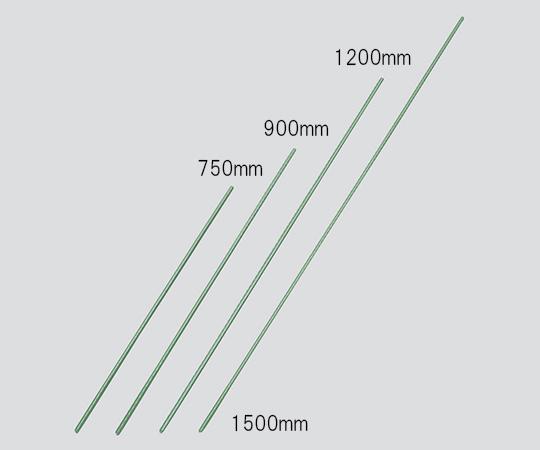 園芸支柱 節付 φ9×1500 ES-915F(5本×6束) アイリスオーヤマ