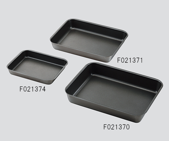 フッ素コーティング角バット F021371