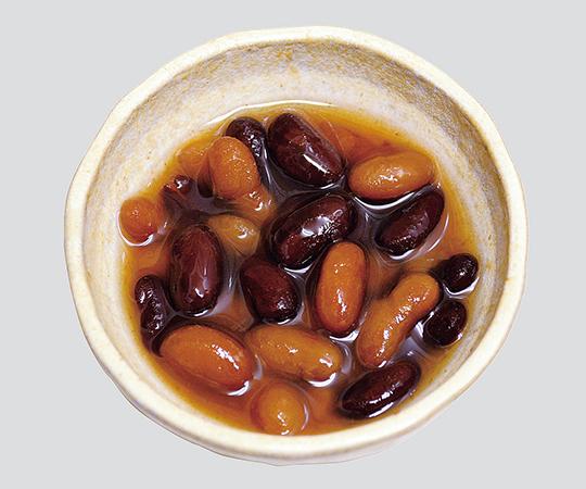 美味しい保存食(水不要タイプ)  甘露煮豆(10個)