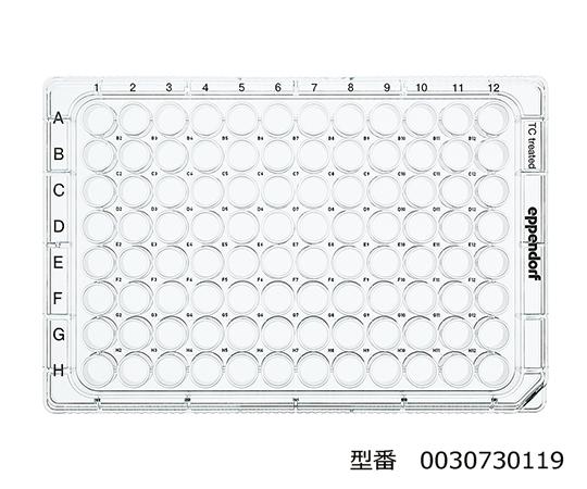 細胞培養用プレート TC処理済・一括包装 0030720121(10枚×20袋) エッペンドルフ(eppendorf)