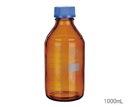 ネジ口メディウム瓶 (遮光) 2000mL 2070H/2000 SIMAX