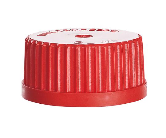 メディウム瓶用交換キャップ キャップ(赤色) 200℃ GL45 2070UPP/R SIMAX