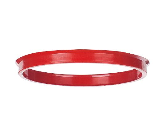 メディウム瓶用交換キャップ シールリング(赤色) 200℃ GL45 2070KPP/R SIMAX
