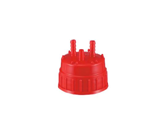 廃液吸引システム (M-VAC Jr.) ボトルキャップ(コネクター付き) EV612