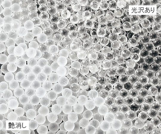 ガラスビーズ 艶消し φ3mm 3 MATT(1kg)