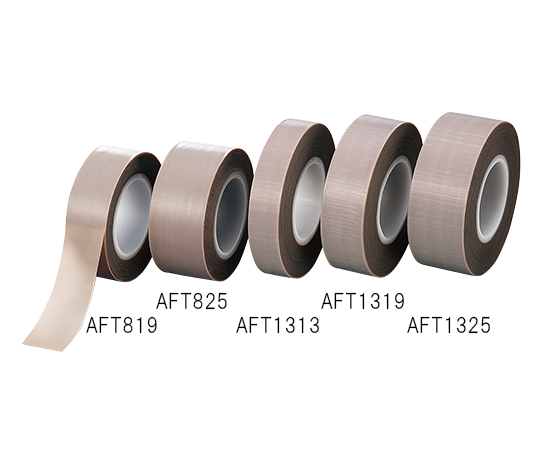3-6608-03 PTFEテープ 25mm×10m 厚さ 0.08mm AFT825 アズワン(AS ONE)