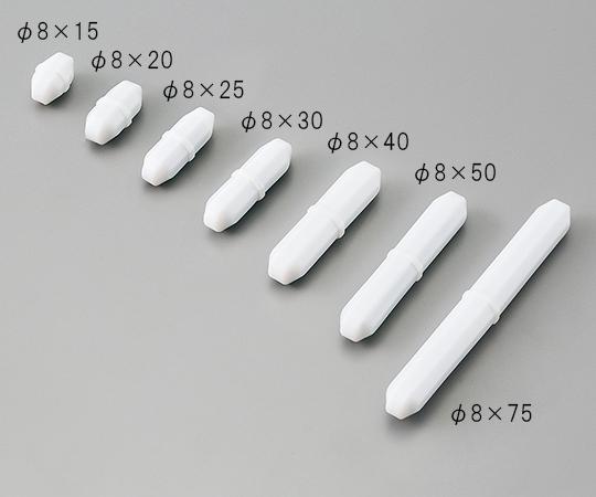 3-6660-01 オクタゴン撹拌子 (バリュー) φ8×15mm アズワン(AS ONE)