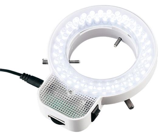 LEDリング照明 (LEDチップ64個・二重巻) ARL-64W