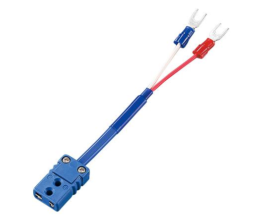 デジタル温度調節器 (アラート用出力付) K熱電対変換ケーブル K熱電対変換ケーブル(TE-KC)