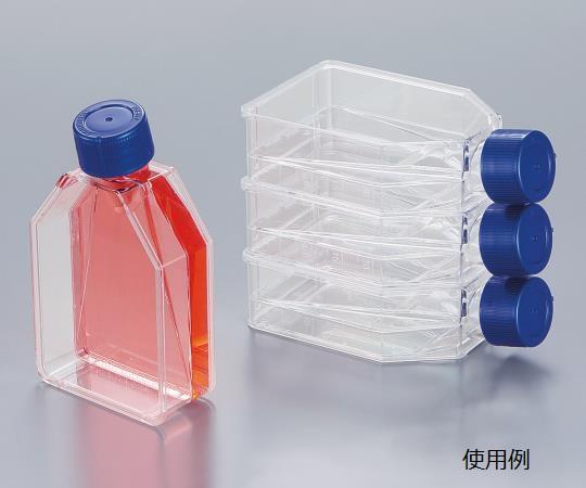 iPS細胞ライブ輸送用フラスコ(P-25) P28445(10個×10袋)