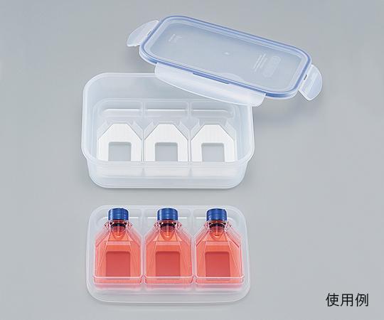 iPS細胞ライブ輸送用二次容器iP-TEC(R)セット P28451