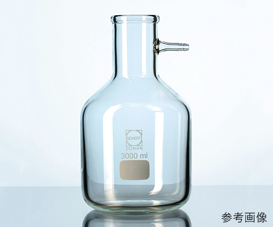 吸引瓶 3L 211916802 デュラン(DURAN)
