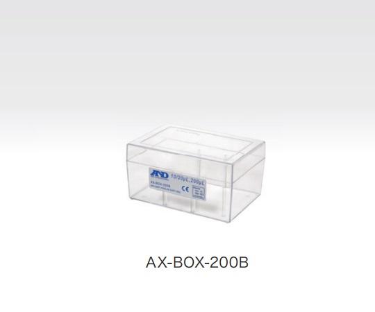 電動マイクロピペット用 チップボックス(10/20/200μL用) AX-BOX-200B