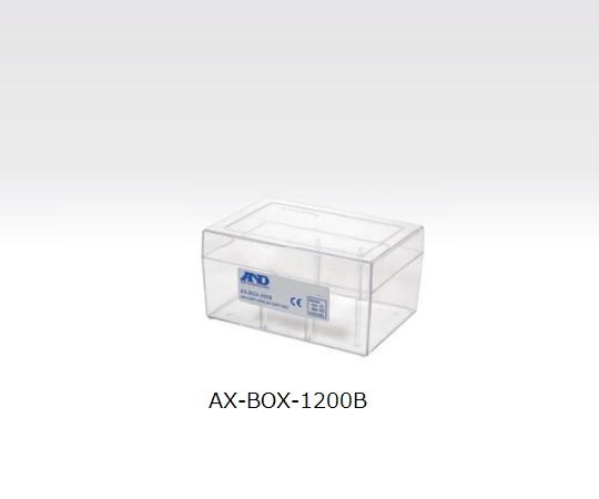 電動マイクロピペット用 チップボックス(1200μL用) AX-BOX1200B エー・アンド・デイ(A&D) AX-BOX-1200B