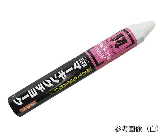 石花マーキングチョーク 白 S15405(24本) 祥硯堂
