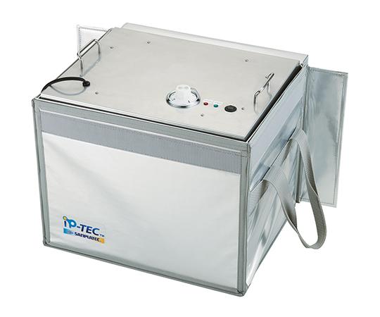 蓄熱材調温器iP-TEC(R) 潜熱蓄熱材-36専用簡易調温セット HU-BOX19-36 サンプラテック(SANPLATEC)