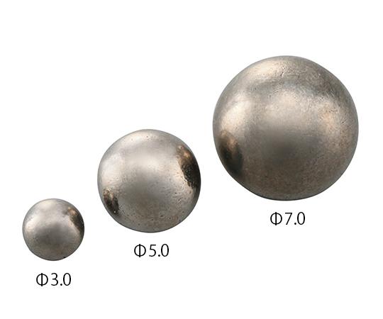 タングステン球 φ5.0mm(100個)【Airis1.co.jp】