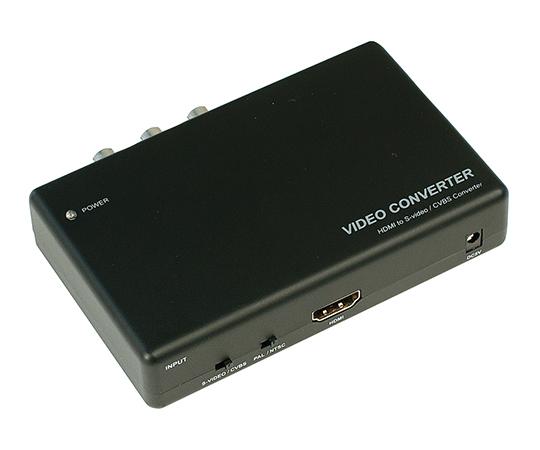 ビデオコンバーター HDMI→S-Video/コンポジット THDMISC2