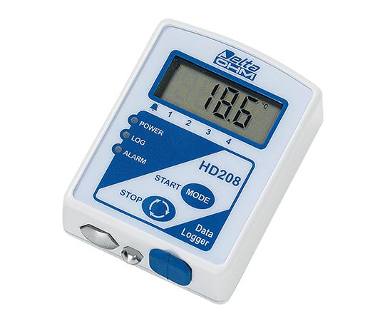 温度ロガー(センサー内蔵型) HD208L.N