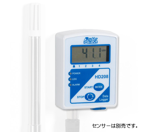 温度ロガー(センサー分離型) HD208L.NTC グライシンガー