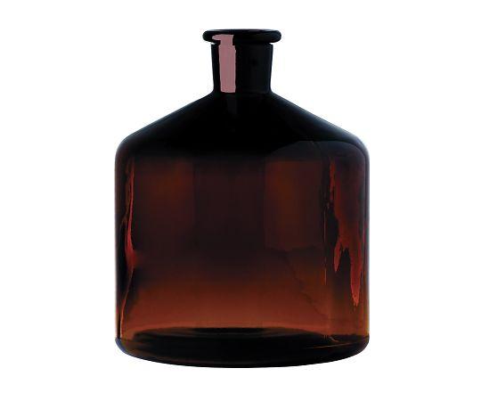 オートビュレット用瓶 2000mL 茶