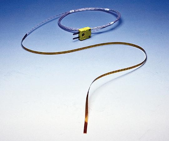 リボン型温度センサ SMPコネクタ(オス)付 300mm RB-K-300-1-SMP