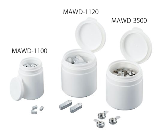 マイクロアルミ皿 1.12mL MAWD-1120(50枚) Eagle Thermoplastics