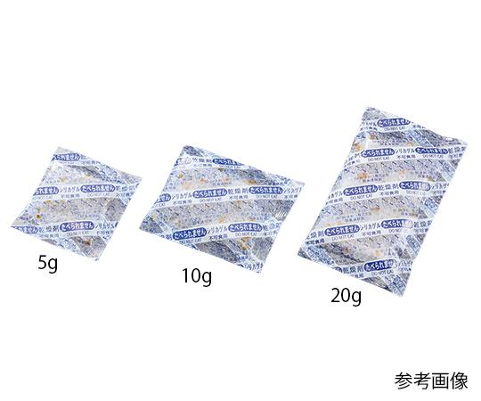 3-9062-05 シリカゲル(乾燥剤) 50g(50個) アズワン(AS ONE)