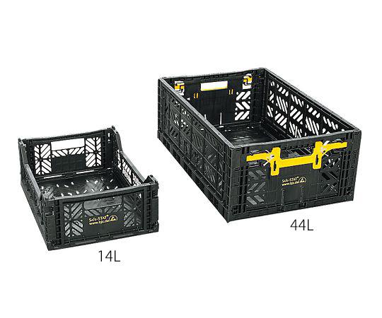 ESD折り畳みコンテナー 14L CFC-4