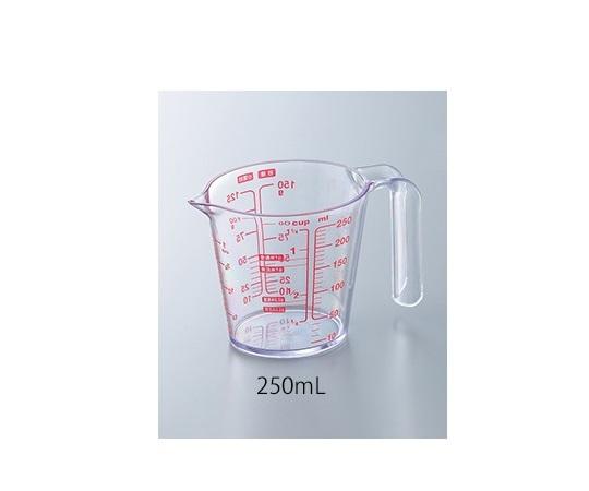 耐熱計量カップ 250mL O-250 アスベル