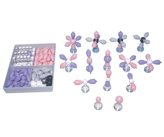 電子軌道模型 電子軌道模型組立セット 14種