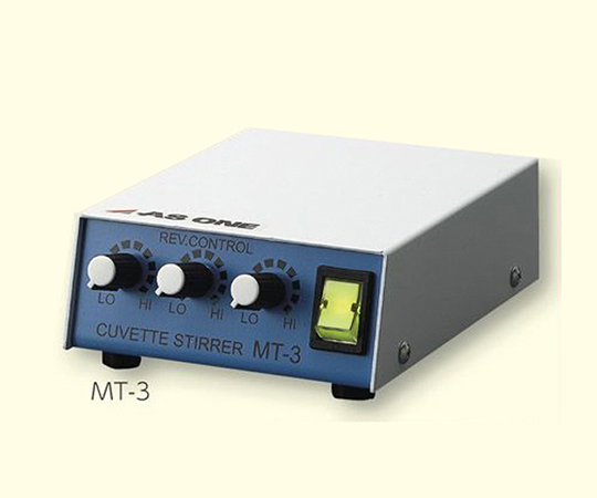 キュベットスターラー用コントローラー 個別制御(3出力)タイプ MT-3