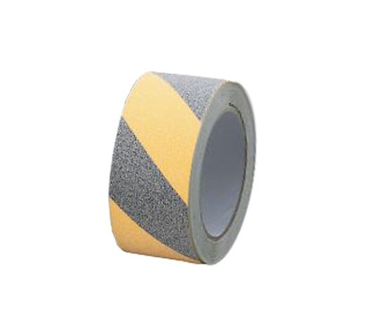 すべり止めテープ 50mm×5m 黒/黄色 V-10-5
