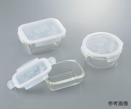 3-9782-07 耐熱ガラス保存容器 130mL LLG812 アズワン(AS ONE)