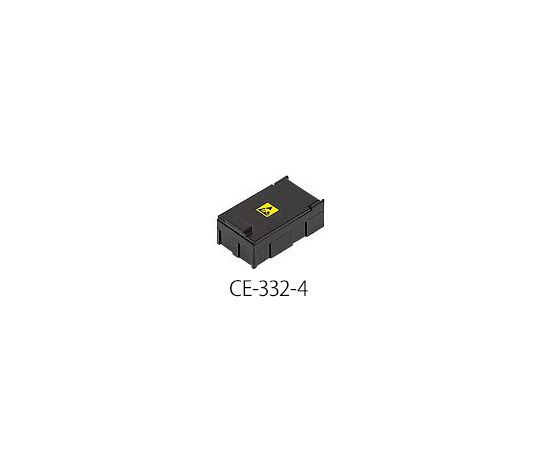 3-9868-04 SMDチップ収納BOX CE-332-4 アズワン(AS ONE)