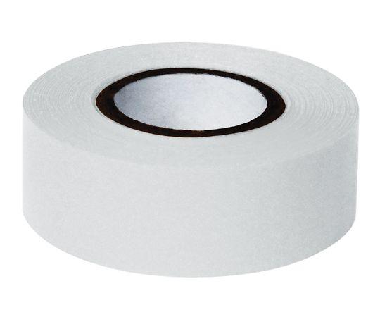 耐久カラーテープ 幅25.4mm 白 ASO-T34-1
