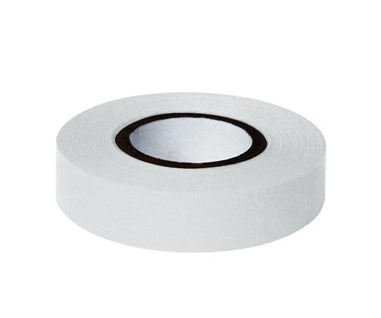 耐久カラーテープ 幅12.7mm 白 ASO-T14-1