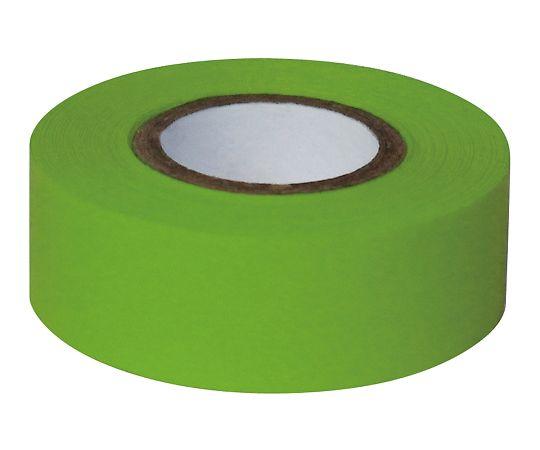 耐久カラーテープ 幅25.4mm 緑 ASO-T34-3