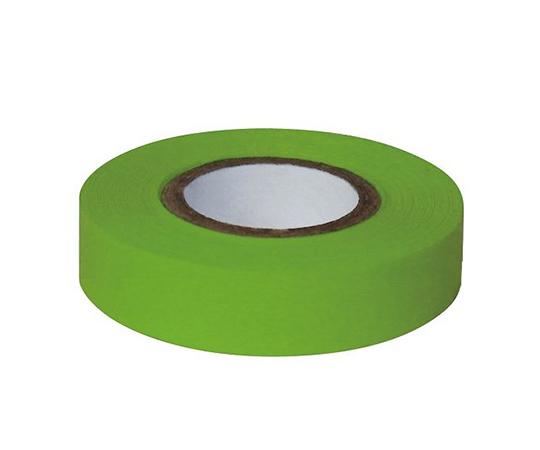3-9873-03 耐久カラーテープ 幅12.7mm 緑 ASO-T14-3 アズワン(AS ONE)
