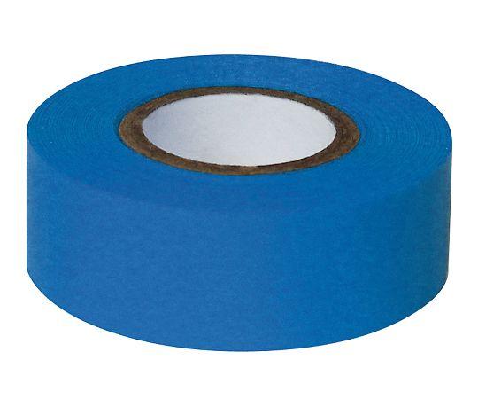 耐久カラーテープ 幅25.4mm 青 ASO-T34-6