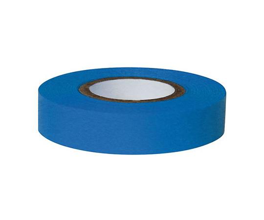 耐久カラーテープ 幅12.7mm 青 ASO-T14-6