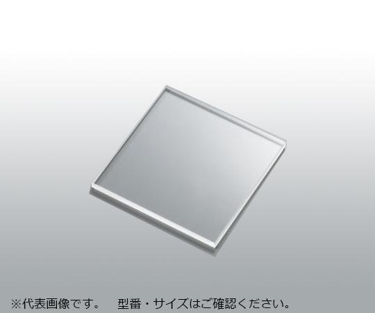 3-9943-05 石英板 100×100×3mm アズワン(AS ONE)
