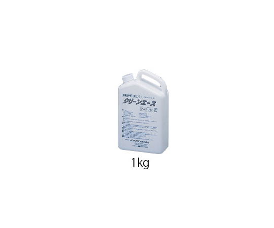 4-079-01 クリーンエース(洗浄濃縮液) 1Kg アズワン(AS ONE)